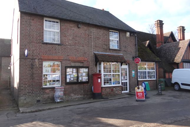 Thumbnail Retail premises for sale in The Green, Aldbury, Tring, Hertfordshire