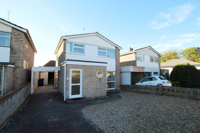 Thumbnail Detached house to rent in Blenheim Close, Cherry Hinton