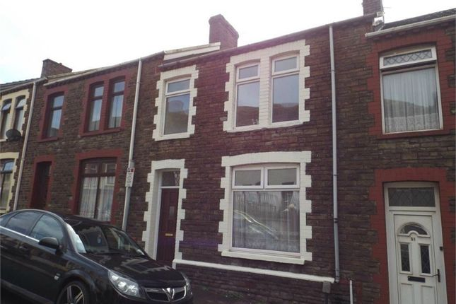 Thumbnail Terraced house to rent in Caradog Street, Port Talbot, West Glamorgan