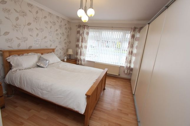Bedroom One of Nurston Close, Rhoose, Barry CF62