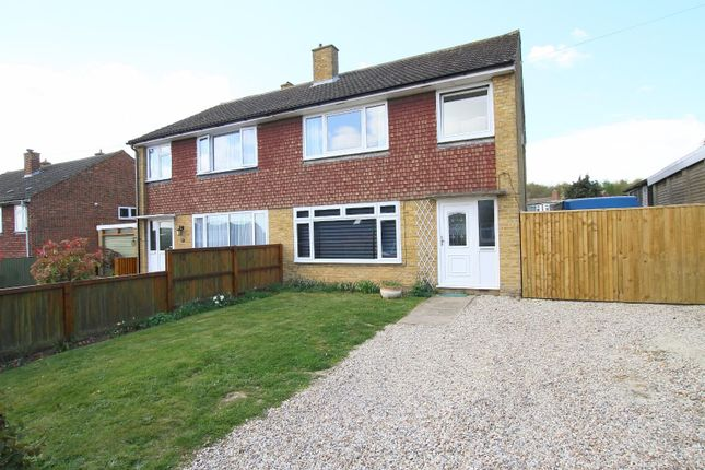 Thumbnail Semi-detached house for sale in Laburnum Lane, Sturry, Canterbury