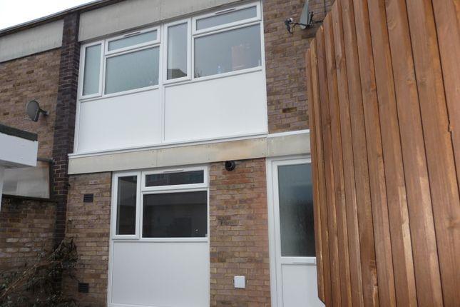 Thumbnail Maisonette to rent in Eastgate, Stevenage