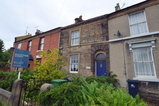 Thumbnail Cottage to rent in Milford Road, Duffield, Belper