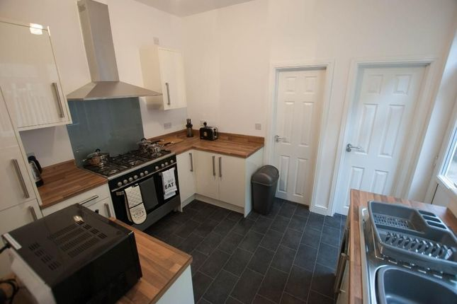 Thumbnail Terraced house to rent in Boulevard, Hull