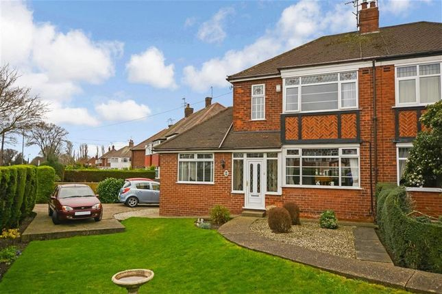 Thumbnail Semi-detached house for sale in Hull Road, Anlaby, East Riding Of Yorkshire