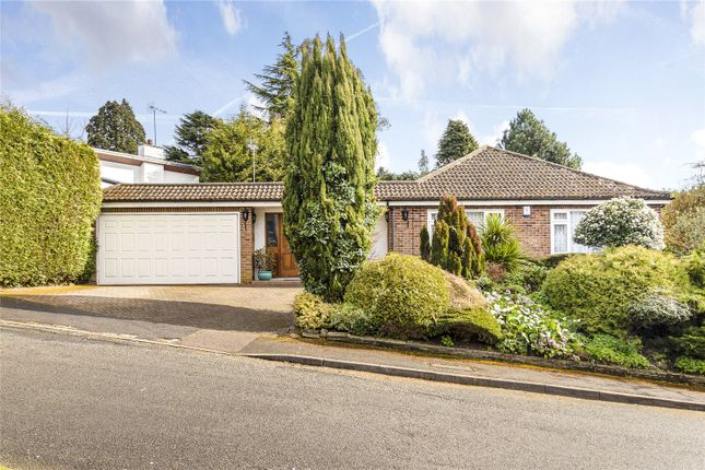 Thumbnail Bungalow for sale in Fallowfield, Stanmore