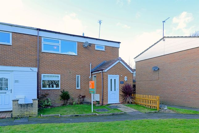 Thumbnail Terraced house for sale in Burford, Brookside, Telford