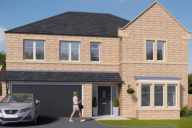 "Thumbnail Detached house for sale in ""The Kirkham"" at Harrogate Road, Apperley Bridge"