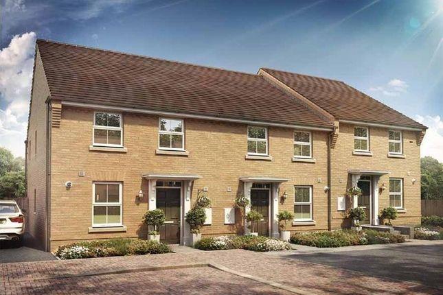 "Thumbnail End terrace house for sale in ""Ashurst"" at Briggington, Leighton Buzzard"
