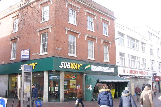 Thumbnail Retail premises for sale in Cheapside, Leicester