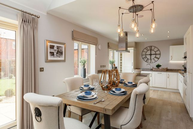 """Thumbnail Detached house for sale in """"The Ambleside"""" at Epsom Avenue, Towcester"""