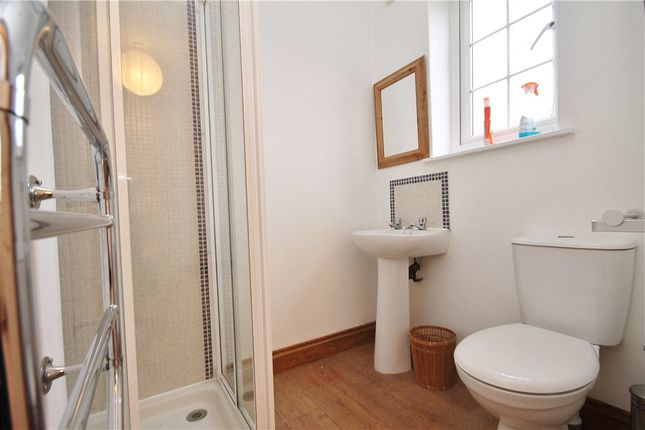 Bathroom of School Lane, Addlestone, Surrey KT15