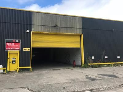 Thumbnail Light industrial to let in Unit 14 Withey Duffryn Court, Duffyn Business Park, Ystrad Mynach