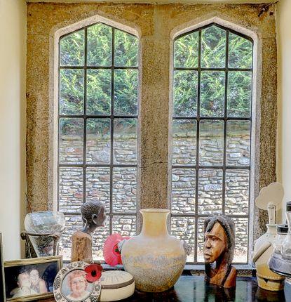 Stone Mullion Window