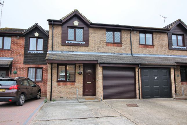 Thumbnail Terraced house for sale in Lesney Gardens, Rochford