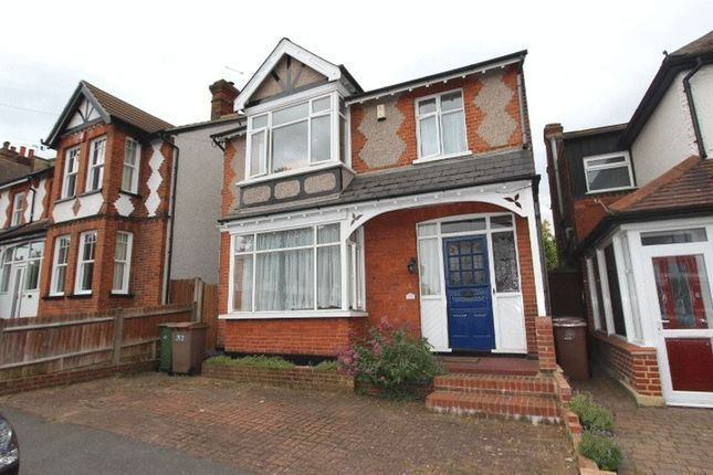 Thumbnail Detached house for sale in Blakehall Road, Carshalton