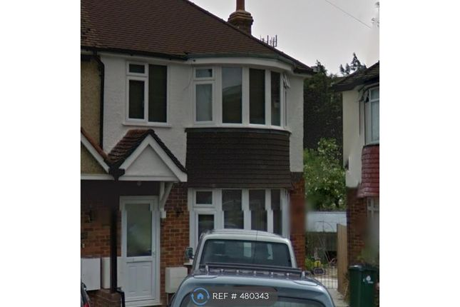 Thumbnail Semi-detached house to rent in Northgate Road, Crawley