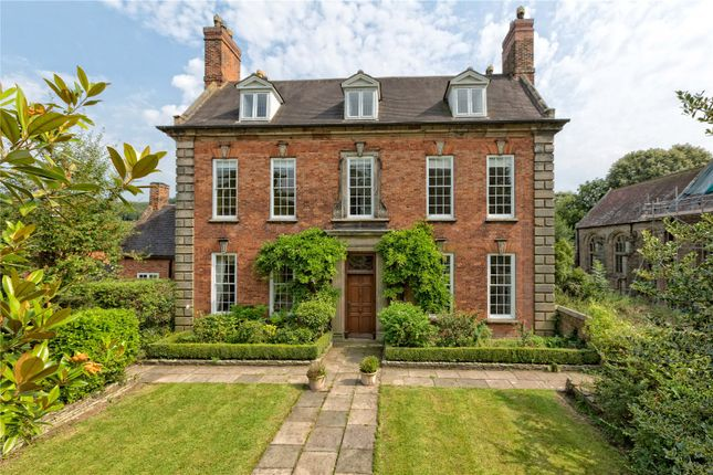 Thumbnail Detached house for sale in Main Street, Tatenhill, Burton-On-Trent, Staffordshire