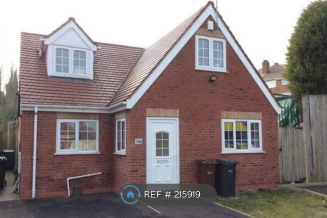 Thumbnail Detached house to rent in Genge Avenue, Wolverhampton