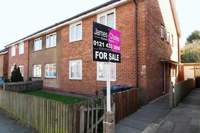 Thumbnail Flat for sale in Grange Farm Drive, Kings Norton, Birmingham