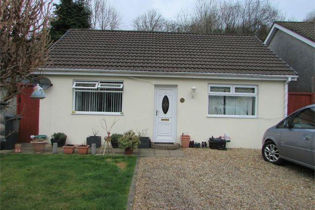 Thumbnail Detached bungalow for sale in Gelliceibryn, Glynneath, Neath, West Glamorgan