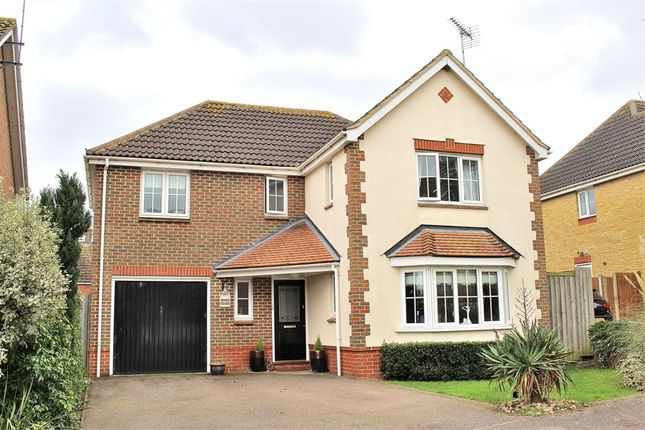 Thumbnail Detached house for sale in Berbice Lane, Dunmow