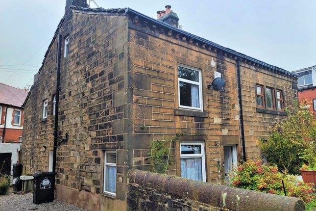 2 bed semi-detached house for sale in Burnley Road, Todmorden, West Yorkshire OL14