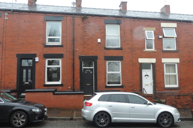 Thumbnail Terraced house to rent in High Barn Street, Royton, Oldham