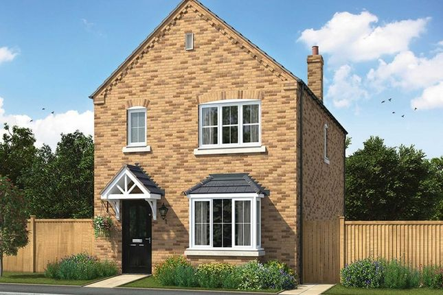 Thumbnail Detached house for sale in Plot 20, The Malham, The Swale, Corringham Road