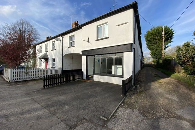 Thumbnail Commercial property to let in Weyhill Road, Weyhill, Andover