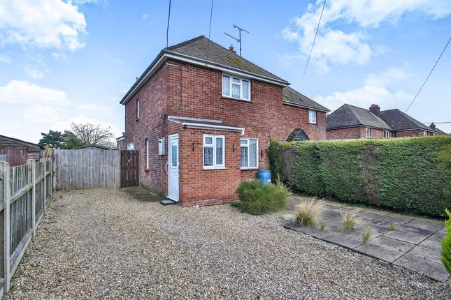 Thumbnail Semi-detached house for sale in Eye Lane, East Rudham, King's Lynn