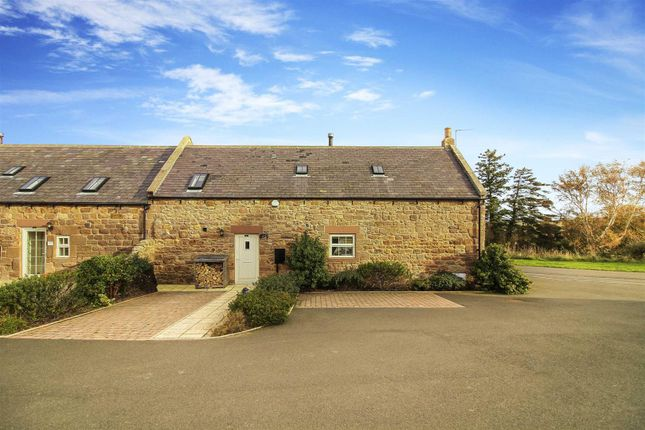 Thumbnail Barn conversion for sale in Beal, Berwick-Upon-Tweed