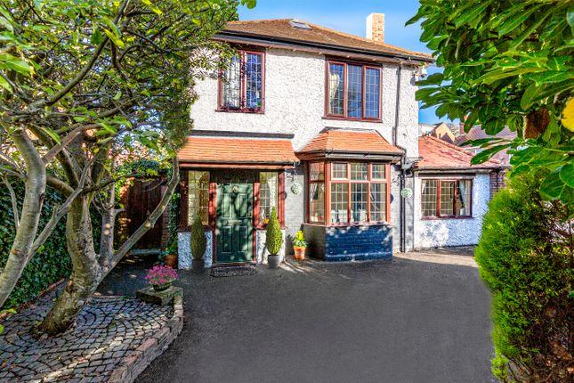 Thumbnail Detached house for sale in Sutton Passeys Crescent, Nottingham