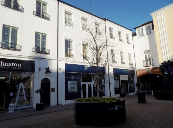 Thumbnail Flat to rent in Lisburn Square, Lisburn