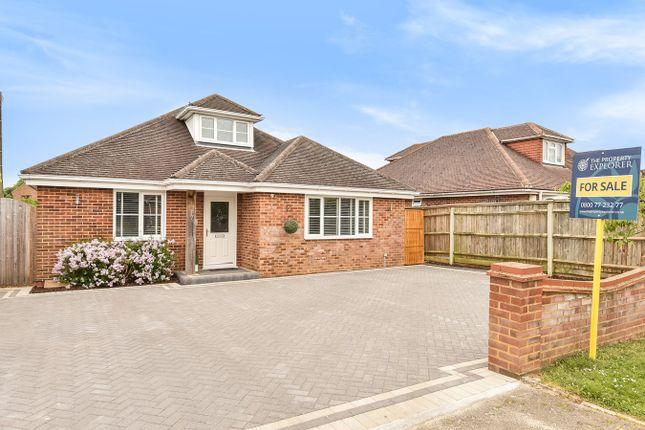 Thumbnail Detached house for sale in Highlands Road, Old Kempshott Lane, Basingstoke