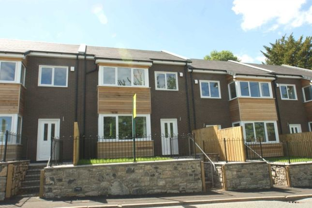 Thumbnail Town house for sale in Ty Fedw Arian, 2 Halkyn Road, Holywell, 7Tz.