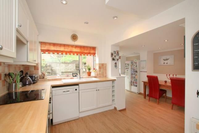 Thumbnail Semi-detached house for sale in Hollins Spring Avenue, Dronfield, Derbyshire