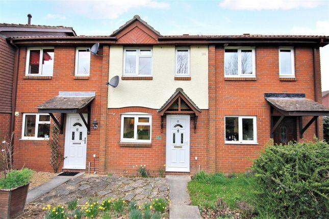 Thumbnail Terraced house for sale in Yarrow Way, Locks Heath, Southampton