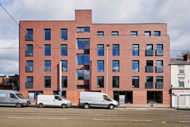 Studio for sale in Infirmary Road, Sheffield
