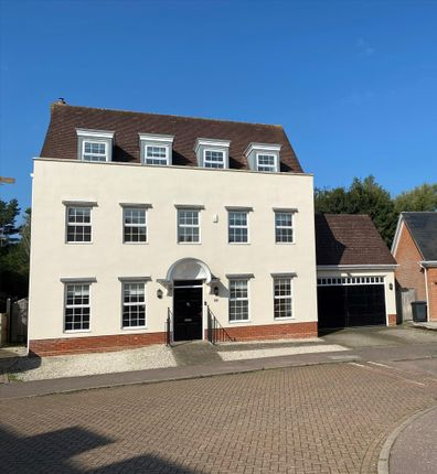 Thumbnail Detached house for sale in The Shearers, Bishop's Stortford, Hertfordshire