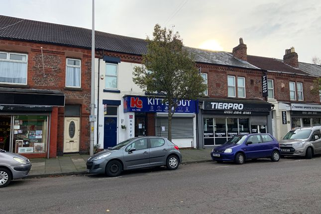 Thumbnail Retail premises for sale in 54, St Johns Road, Waterloo L22, Liverpool,