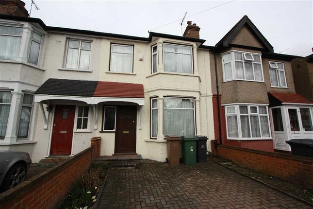 Thumbnail Terraced house to rent in Hall Lane, London
