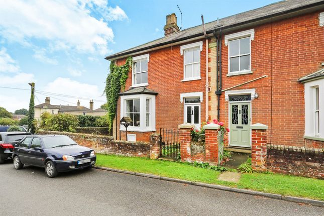 Thumbnail Semi-detached house for sale in Victoria Mill Road, Framlingham, Woodbridge