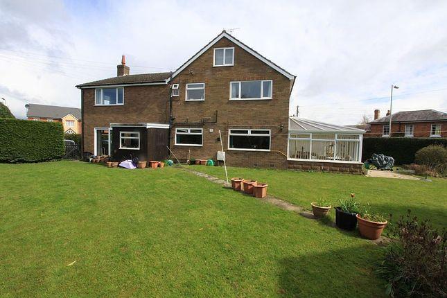 Thumbnail Detached house for sale in Ruyton Road, Baschurch, Shrewsbury, Shropshire