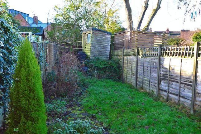 Garden of 100 Springfield Road, Kings Heath, Birmingham B14