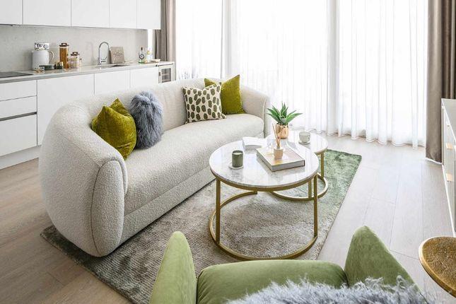 2 bed flat for sale in Navigator Wharf, Royal Arsenal Riverside, London SE18