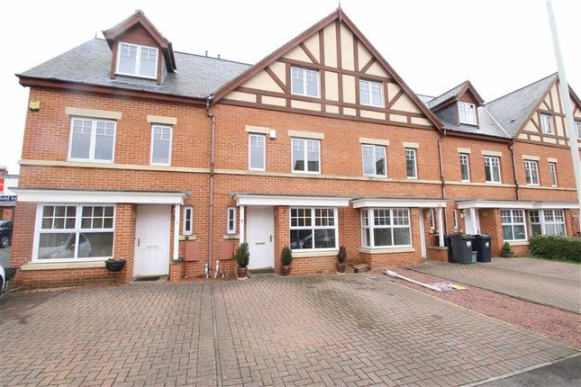 Thumbnail Town house to rent in Scholars Park, Darlington, Co. Durham