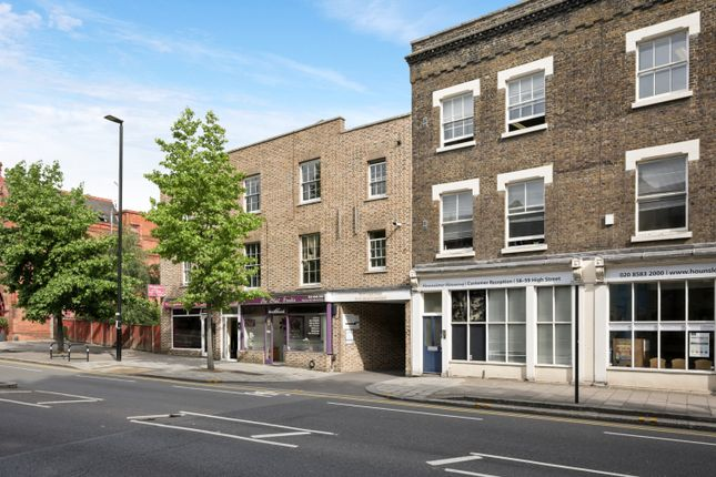 Thumbnail Flat for sale in High Street, Brentford