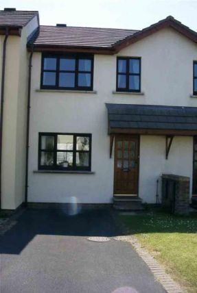 Thumbnail End terrace house to rent in Abbeyfields, Douglas