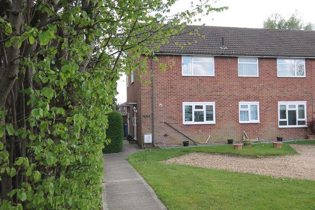 Thumbnail Maisonette for sale in Chapel Lane, Farnborough